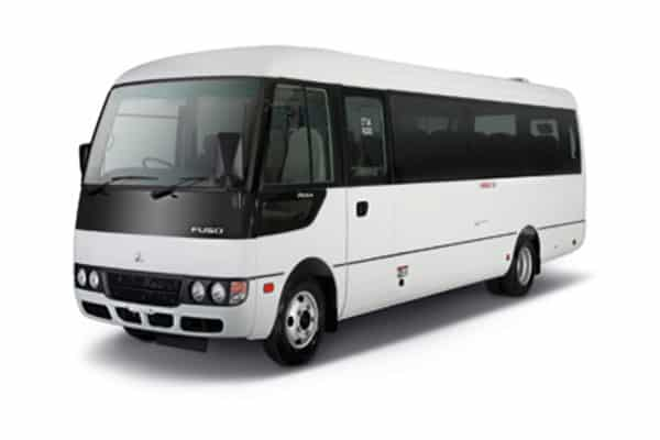 60 Seater Bus Hire