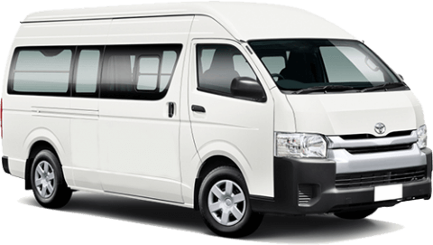 15 seater for rent | 14, 15 seater bus for rental | Bab Khyber bus rental transportation company