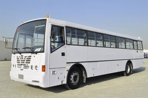 84 seater bus for rent | Bab Khyber bus rental transportation company in dubai, Bus rentals in Sharjah