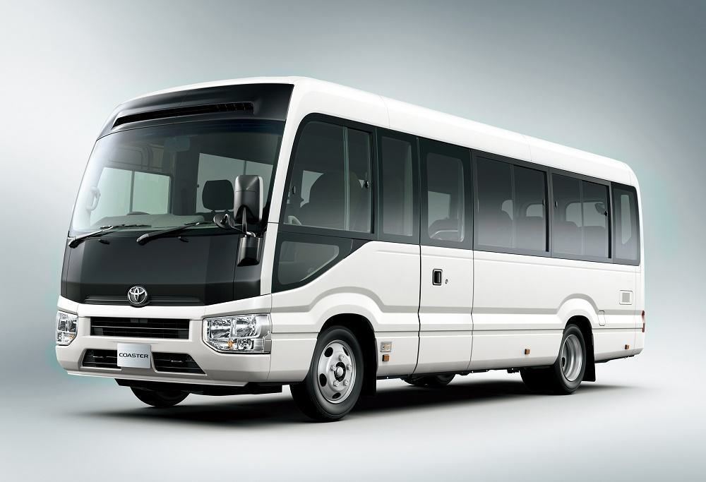 30 Seater | 35 seater - 30 seater for rental - Bab Khyber bus rental transportation company