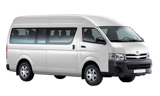 15 Seater Hiace for rent