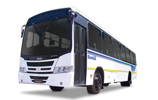 66 Seater Bus For Rent